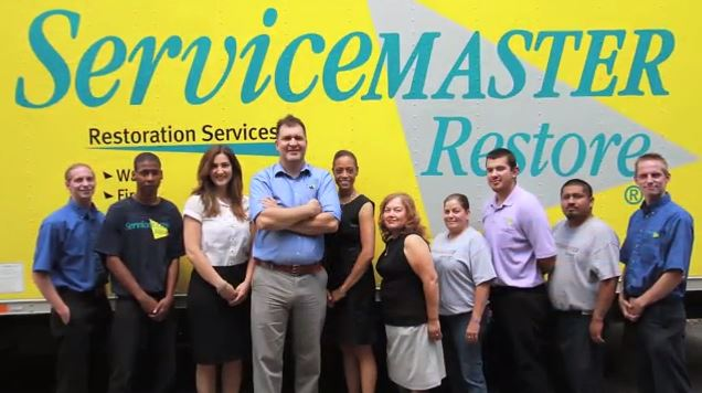 ServiceMaster Restoration By Simons cleans homes in the Gold Coast and Lincoln Square
