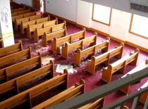 Restoring Your Place of Worship