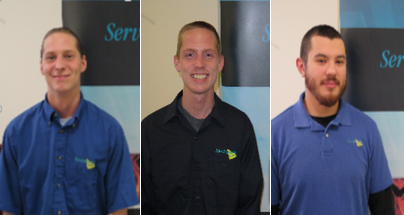 Technicians of ServiceMaster Restoration