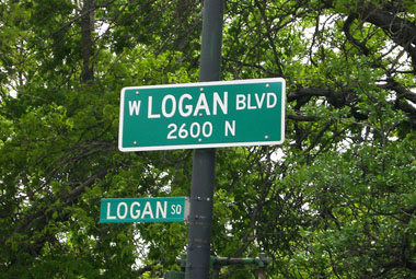 Photo of street signs
