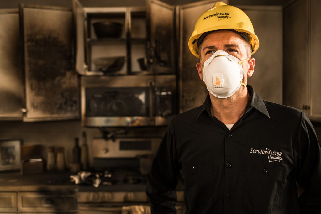 Near North Fire & Smoke Damage Restoration - ServiceMaster Restoration By Simons - Chicago IL