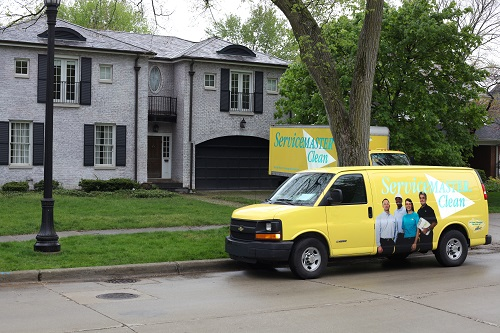 ServiceMaster Evanston IL - Emergency cleaning services near me - ServiceMaster Restoration By Simons