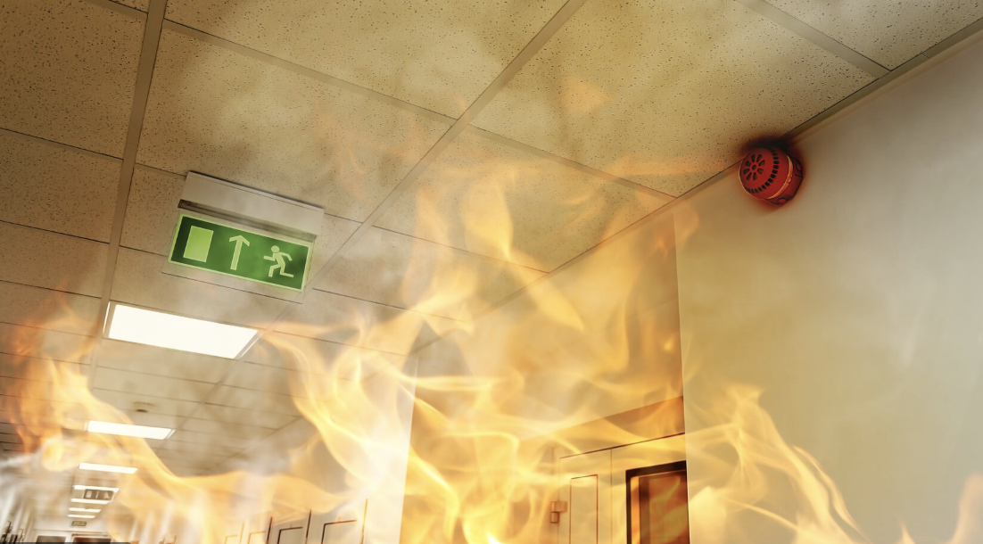 Commercial Fire Damage 101: What do I do if my small business has a fire?