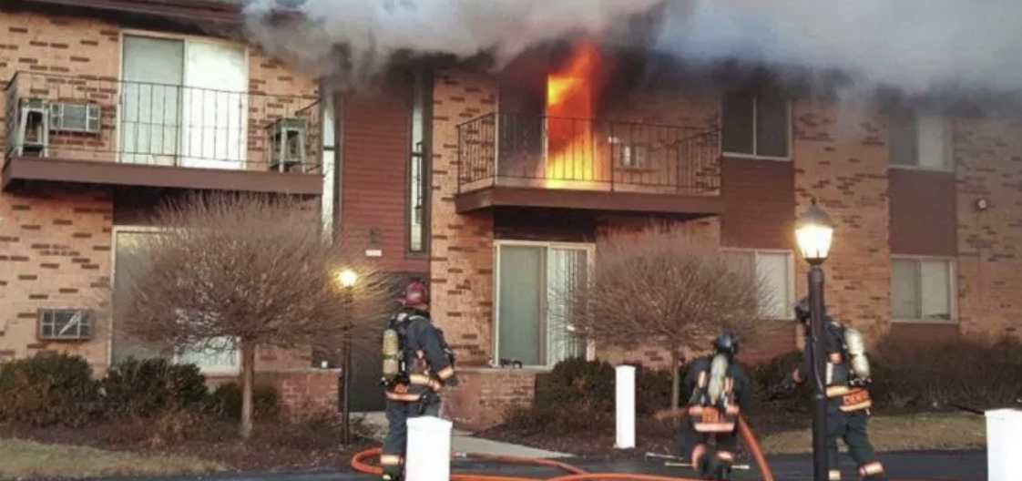 Residential Fire Damage 101: What do I do if there's a fire in my apartment?