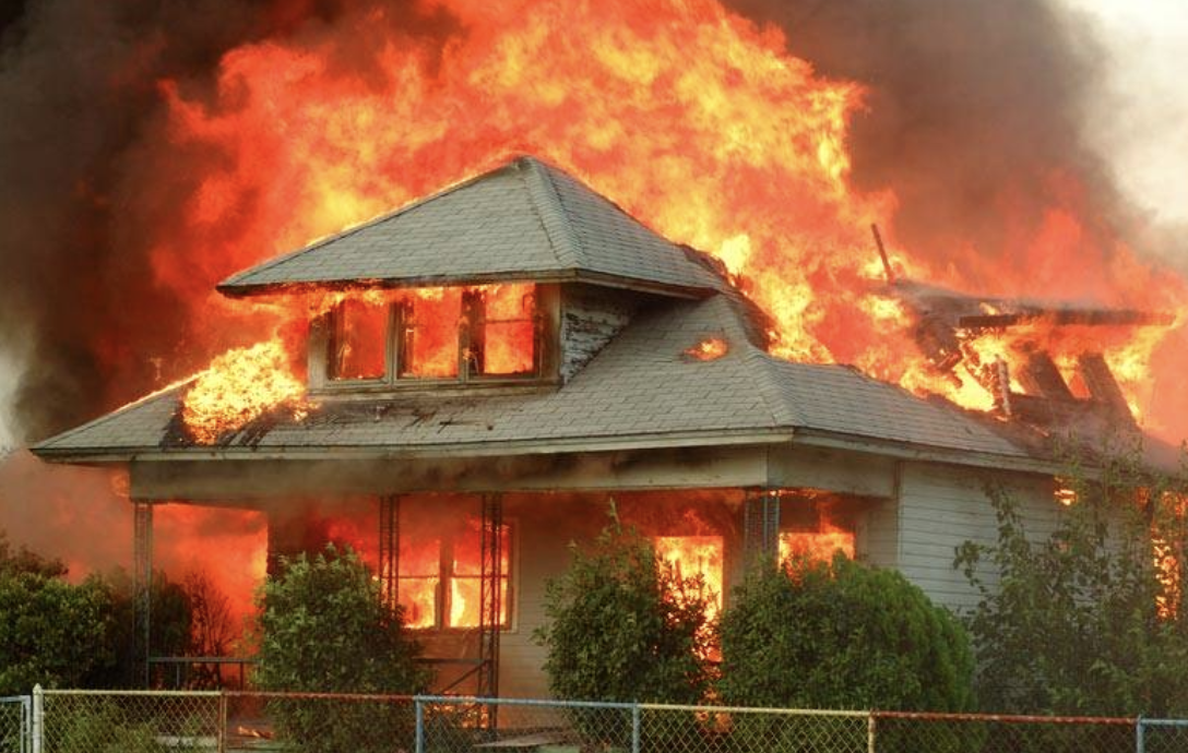 Residential Fire Damage 101: What do I do if there's a fire in my home?