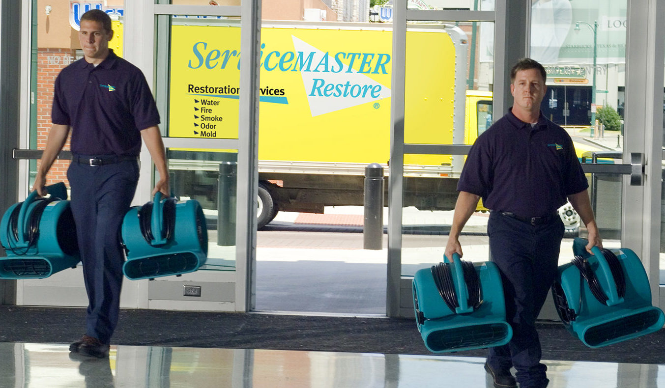 water damage restoration chicago - oak park il - northshore il - servicemaster restoration by simons