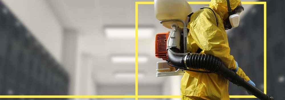 COVID-19 Cleaning Service - Influenza Cleaning Service - ServiceMaster Restoration By Simons Chicago
