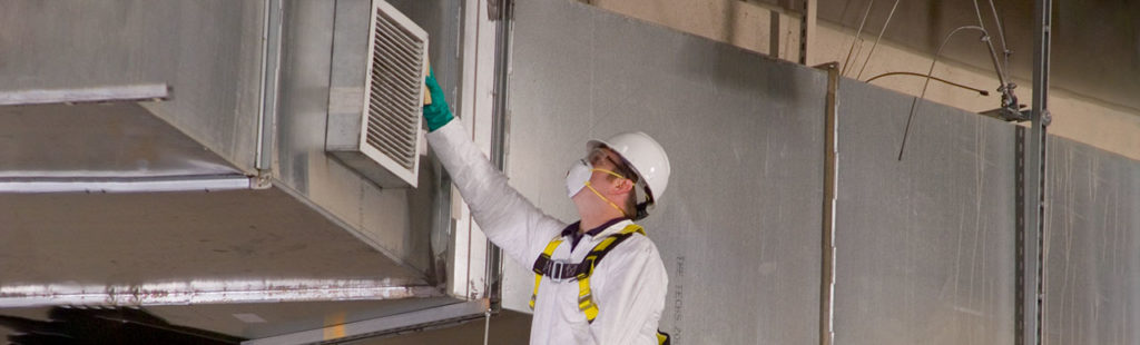 Commercial Mold Remediation - Chicago - Suburbs - IL - ServiceMaster Restoration By Simons