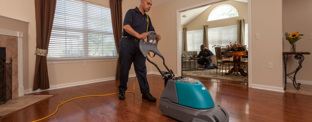 House Wide General Cleaning - Chicago - Oak Park - Wilmette IL - Winnetka IL - Kenilworth IL - North Shore IL - ServiceMaster Restoration By Simons