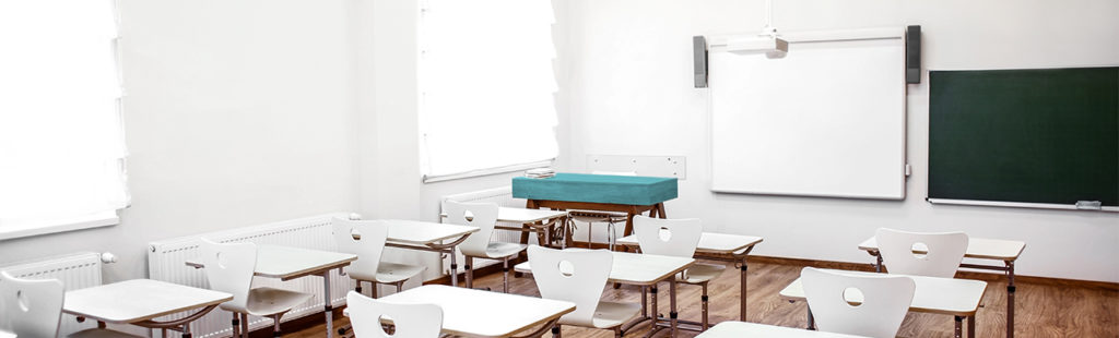 RESTORATION FOR EDUCATIONAL FACILITIES - SERVICEMASTER RESTORATION BY SIMONS - COOK COUNTY - LAKE COUNTY - IL