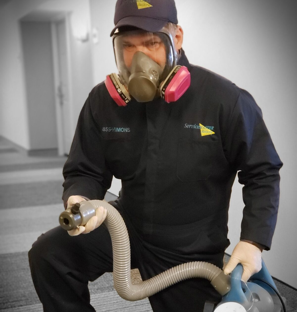 ServiceMaster Restoration By Simons COVID-19 Reentry Cleaning & Disinfecting Services Featured on NBC News