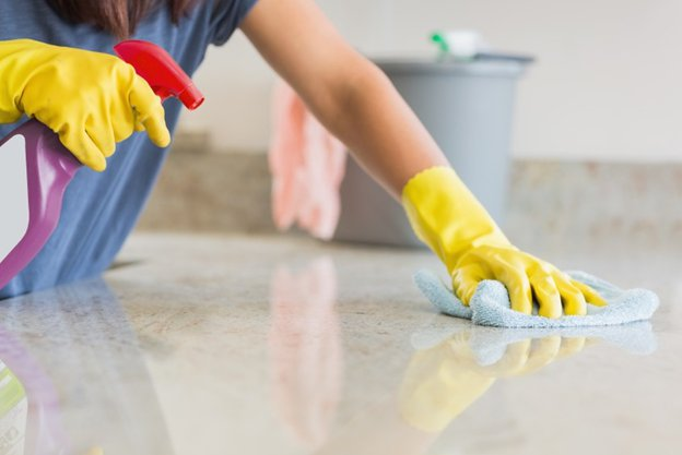 The Difference Between Cleaning and Disinfecting