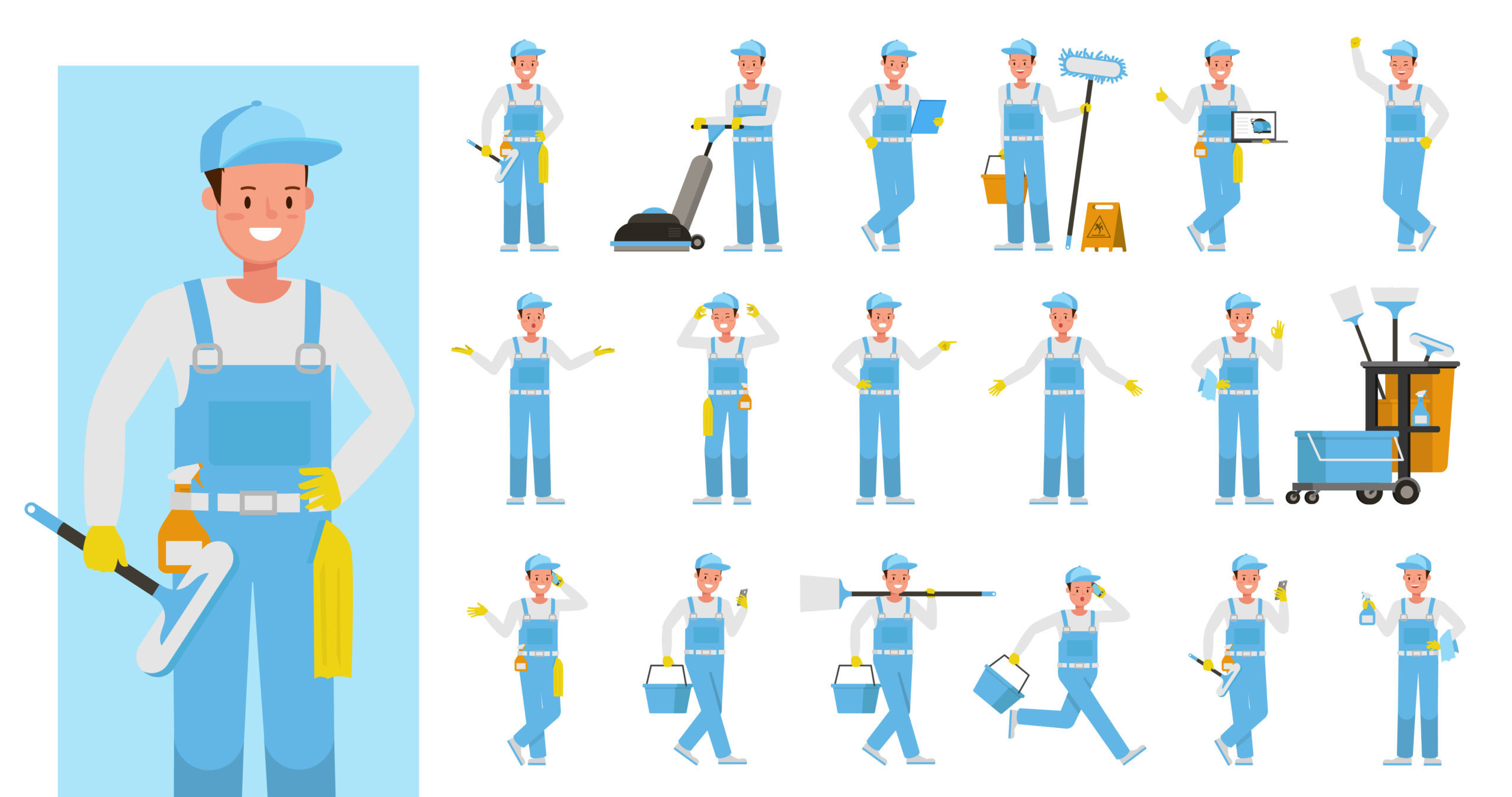 Construction Cleaning Company